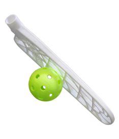 Floorball blade OXDOG AVOX MB white - floorball blade
