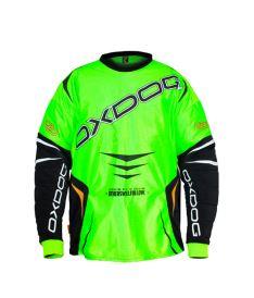 OXDOG GATE GOALIE SHIRT senior green/black - Jersey