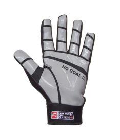 Brankářské florbalové rukavice  FREEZ GLOVES G-270 black SR - Brankařské rukavice