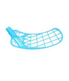 Floorball blade UNIHOC BLADE ICONIC medium ice blue