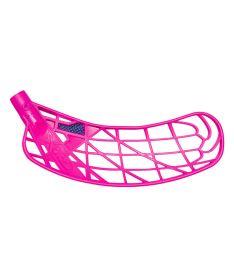 Floorball blade OXDOG AVOX CARBON NBC neon pink