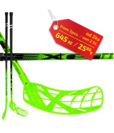 EXEL FPplayER 2.9 green 98 ROUND SB R ´16  - Floorball stick for adults