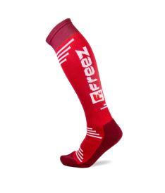 FREEZ QUEEN LONG SOCKS RED