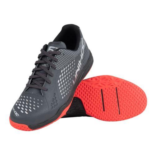 UNIHOC Shoe U5 PRO LowCut Men graphite US4.5/UK3.5/EUR36 - Schuhe