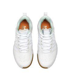 SALMING Kobra 3 Shoe Women White/PaleBlue 3,5 UK - Shoes
