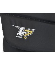 Brankářské kalhoty VAUGHN HPG VELOCITY V7 XF PRO black senior - XXL - Kalhoty