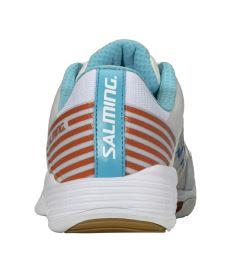 SALMING Viper 5 Shoe Men White/RaceBlue 10 UK - Obuv