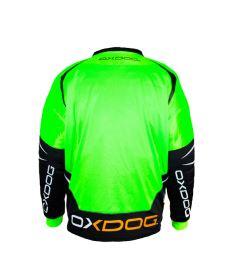 OXDOG GATE GOALIE SHIRT green/black  S - Jersey