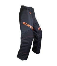 EXEL S60 GOALIE PANT black/orange 130 - Hosen