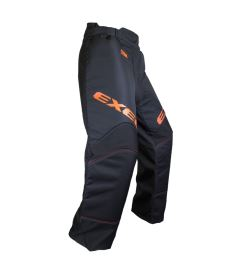 EXEL S60 GOALIE PANT junior black/orange