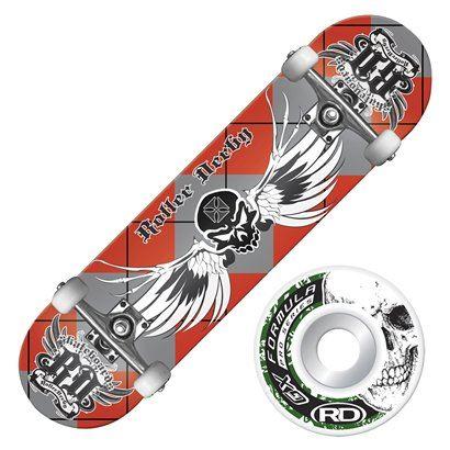 ROLLER DERBY SKATEBOARD Invader - Skateboards