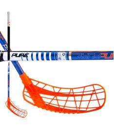 Florbalová hokejka EXEL P50i BLUE 2.6 103 ROUND SB R