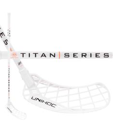 UNIHOC STICK EPIC TITAN Top Light II 24 white 104cm