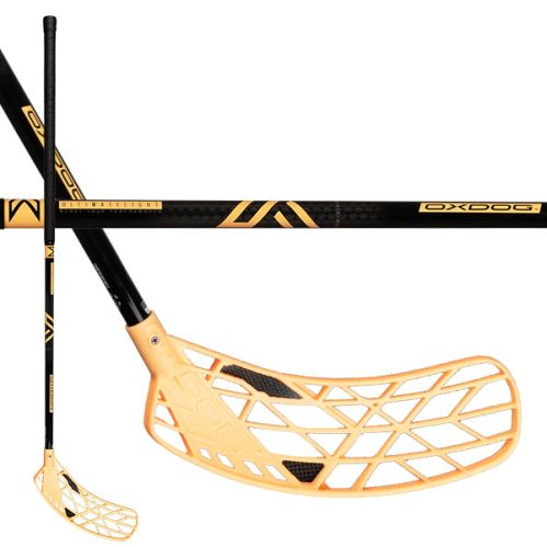 Floorball stick OXDOG ULTIMATELIGHT HES 27 AP MBC2 - Floorball stick for adults