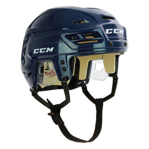 Hokejová helma CCM TACK 110 navy - L - Helmy