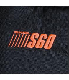 EXEL S60 GOALIE PANT black/orange 160 - Hosen
