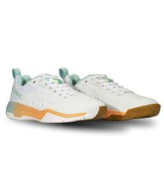 SALMING Eagle Shoe Women White/PaleBlue 6,5 UK - Obuv