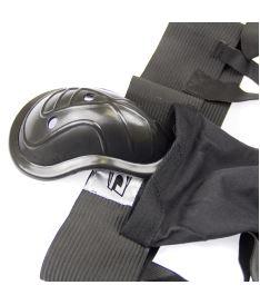 AL21 JOCK STRAPS 1050 3 IN 1 - M - Cups, suspenders