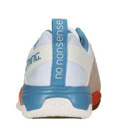 SALMING Eagle Shoe Men White/RaceBlue 9,5 UK - Schuhe