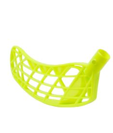 Florbalová čepel EXEL MEGA 2.0 MB neon yellow R - florbalová čepel