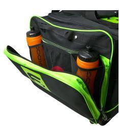 Sportovní taška na kolečkách FREEZ WHEELBAG MONSTER-80 BLACK-GREEN  - Tašky