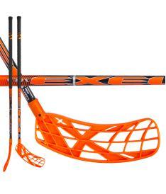 Floorball stick EXEL V30x 2.9 orange 92 ROUND SB