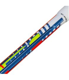 Floorball stick EXEL RIFLE LIGHT 2.9 blue 98 ROUND SB L '15 - Floorball stick for adults