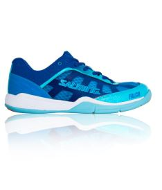 Floorballschuh SALMING Falco Women Limoges Blue/Blue Atol