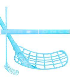 Floorball stick ZONE STICK Zuper Air Soft 31 blue 92cm