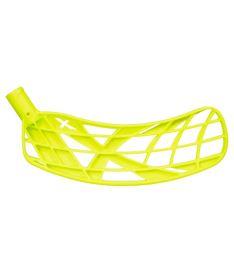 Floorballkelle EXEL BLADE X SB neon yellow