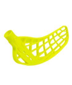 Floorball blade OXDOG BLOCK NB yellow R - floorball blade