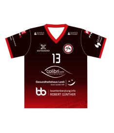 FREEZ JERSEY SUBLI MAN - MFBC HOME 19 - black
