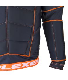 EXEL S100 PROTECTION SHIRT black/orange S - Chrániče a vesty
