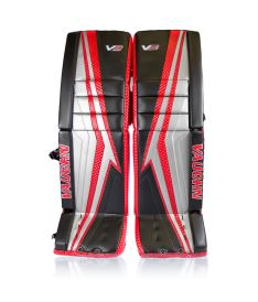 VAUGHN GP VELOCITY V9 EXE PRO CARBON black/silver/red senior 36+2""