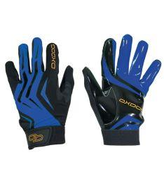 OXDOG GATE GOALIE GLOVES blue S - Brankařské rukavice