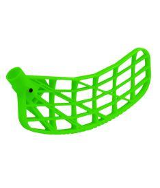 EXEL BLADE VISION SB neon green - sundaná - florbalová čepel