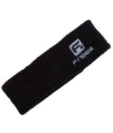 Headbands FREEZ HEADBAND RETRO - BLACK