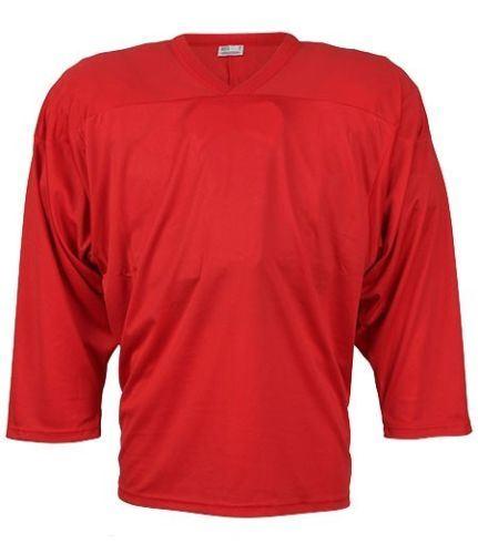 CCM JERSEY 10200 red junior - L/XL - Jerseys