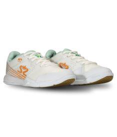 SALMING Viper 5 Shoe Women White/PaleBlue 8,5 UK - Obuv