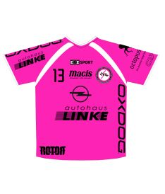 FREEZ JERSEY SUBLI KID - MFBC HOME - pink