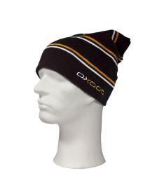 Čepice OXDOG JOY WINTER HAT black/orange/white - S/M