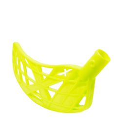 Florbalová čepel EXEL X SB neon yellow - florbalová čepel