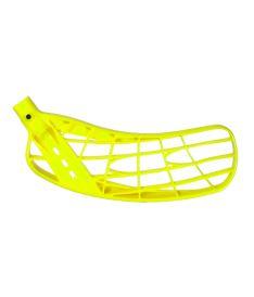 Floorball blade OXDOG BLOCK NB yellow junior - sundaná