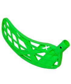 Florbalová čepel EXEL BLADE X SB neon green R - florbalová čepel