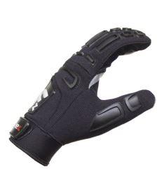 Brankářské florbalové rukavice  FREEZ GLOVES G-180 black JR - S - Brankařské rukavice