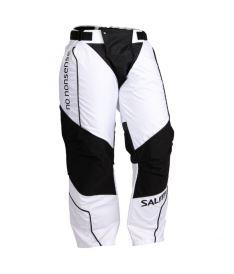 Floorball goalie pant SALMING Atilla Pant SR White