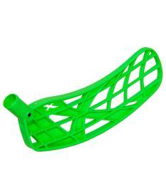 Florbalová čepel EXEL BLADE X SB neon green L - florbalová čepel