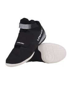 UNIHOC Shoe U4 Goalie black - Obuv
