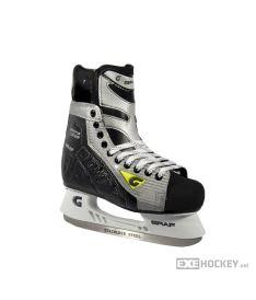 GRAF SKATES F-10 black/silver - 10 - Skates