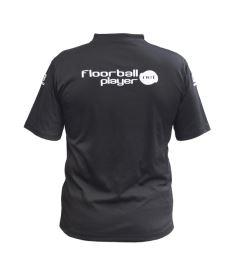 FREEZ FUN SHIRT black senior XS - T-shirts